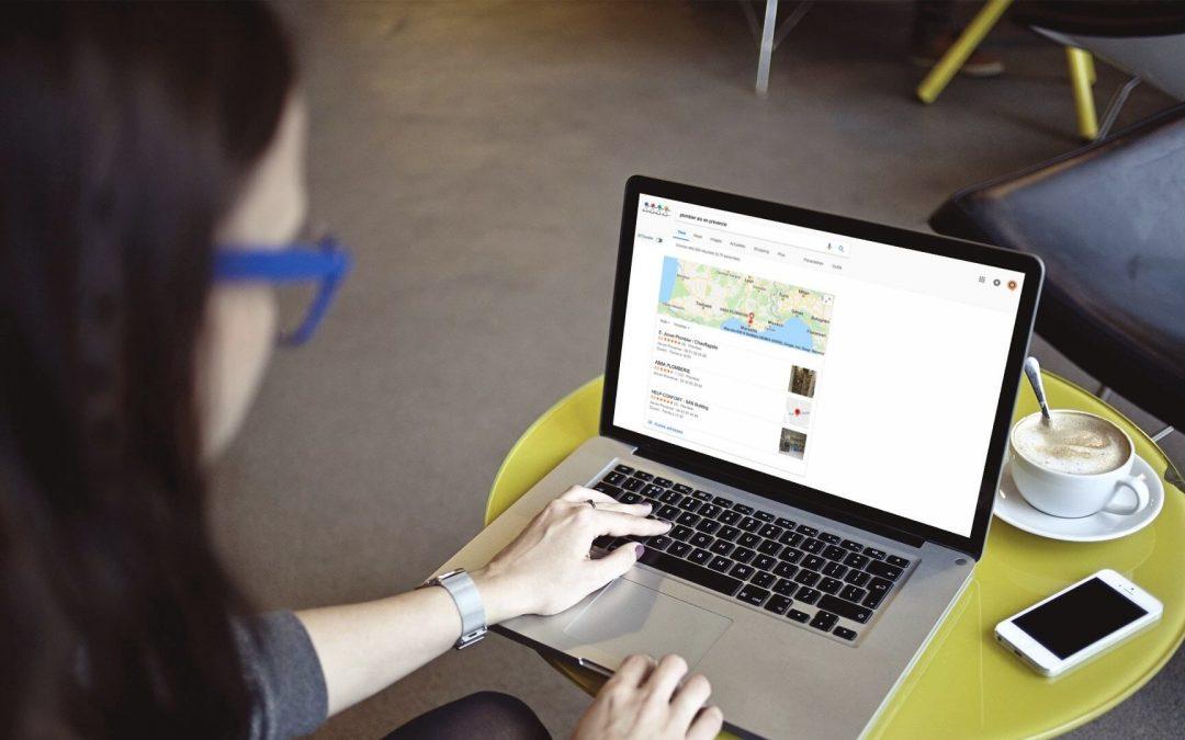 Les avis en ligne de vos clients améliorent le référencement local de votre entreprise du BTP